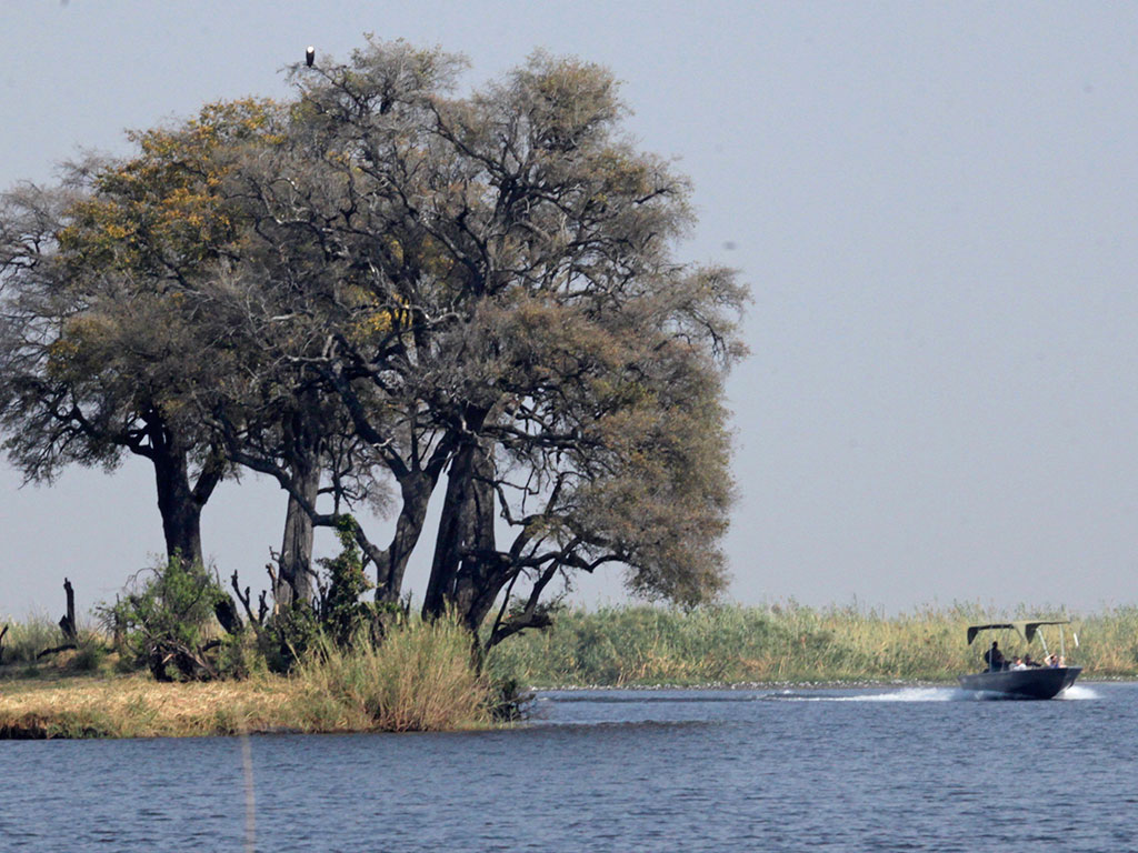 River Past and Present, an itinerary by Masson Safaris